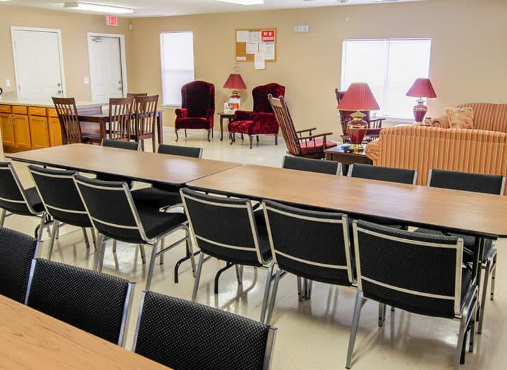 Bradleys Ridge Community Room