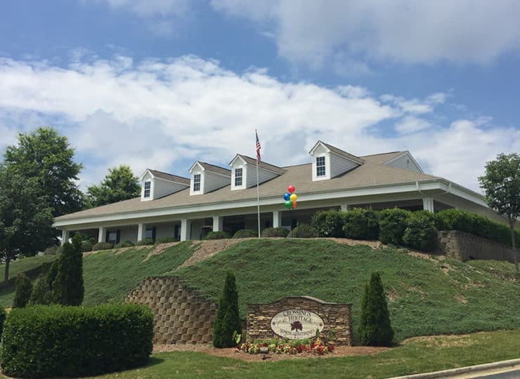 Crossings at Heritage Clubhouse