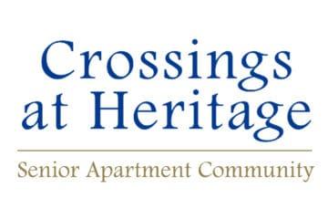 Crossings at Heritage Logo