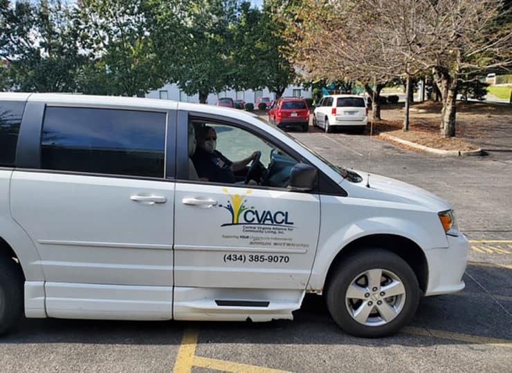 CVACL Van Driver