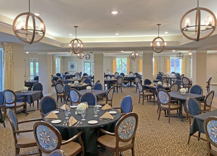Harmony dining room