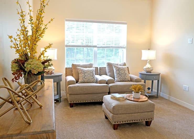 Harmony living room