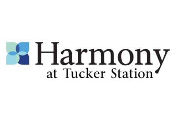 Harmony at Tucker Station logo