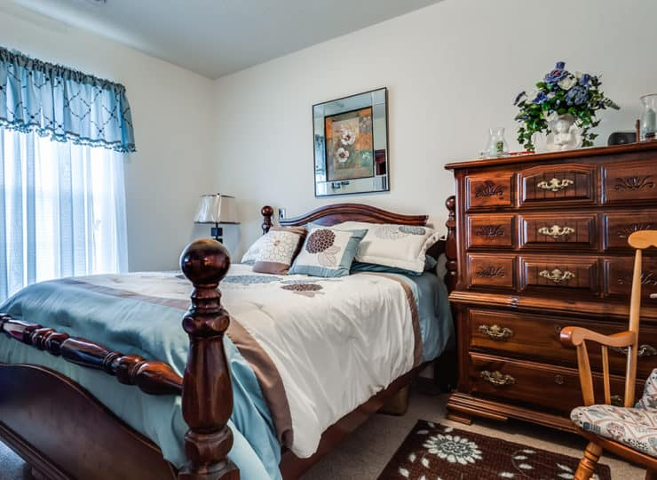 Janies Hope Bedroom