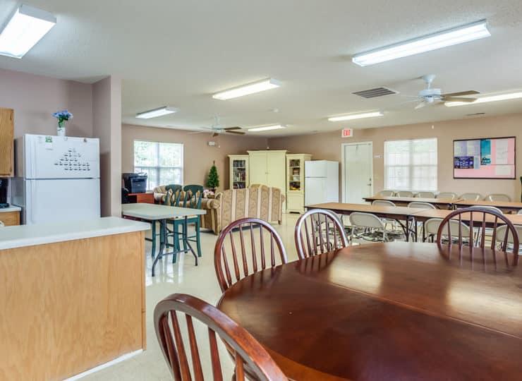 Janies Hope Community Room