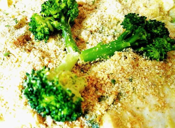 Lynns Care Homes Broccoli Casserole