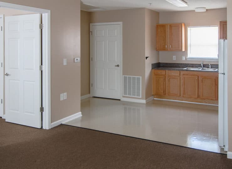 Melindas Melody Laundry Room and Kitchen