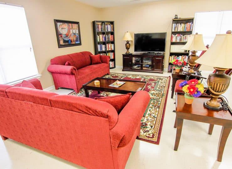 Melindas Melody Living Room