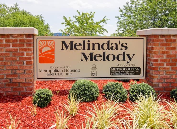 Melindas Melody Sign