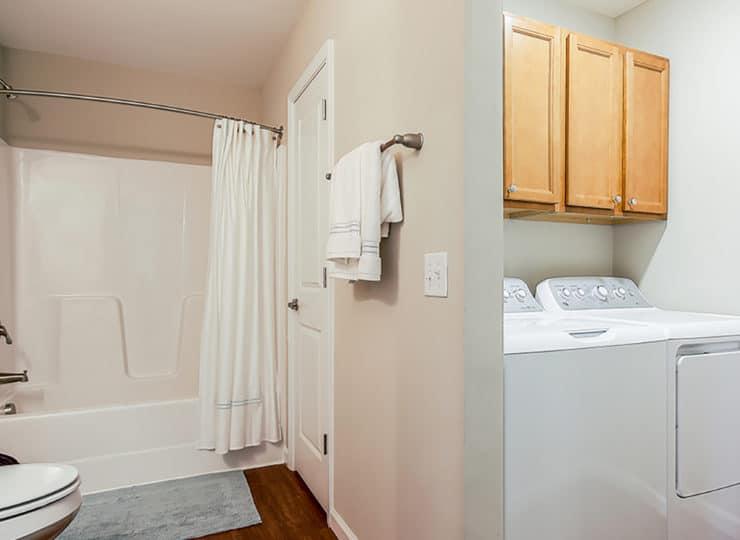 Redwood Sugarcreek Township Bathroom Laundry