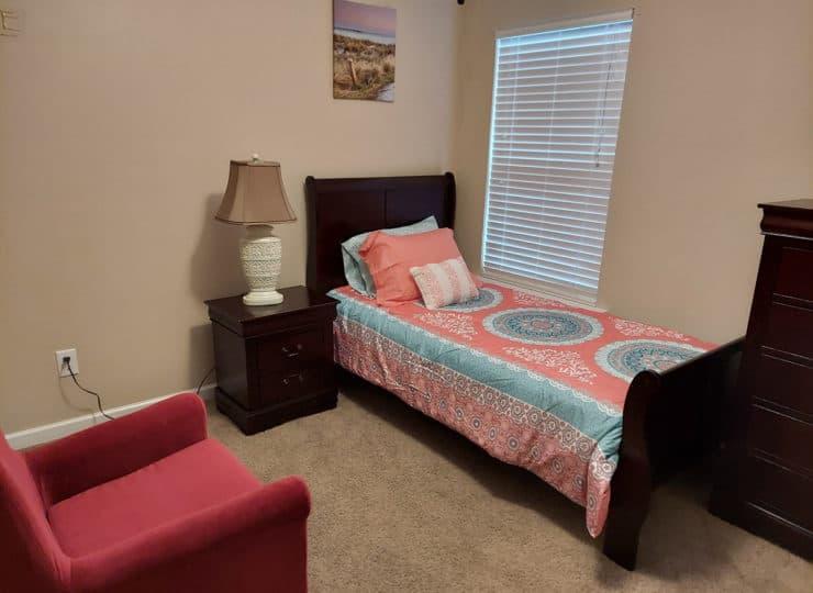 Bethesda Family Care Home Bedroom