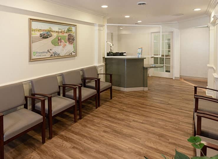 Friendship Physician Clinic Lobby