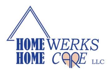 HomeWerks Home Care Logo
