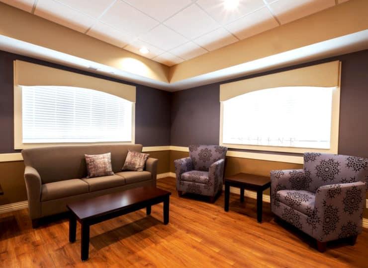 Serene Suites Premier Memory Care Community Room