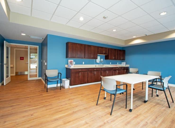 Serene Suites Premier Memory Care Community Kitchen