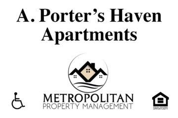 A Porter Haven Logo
