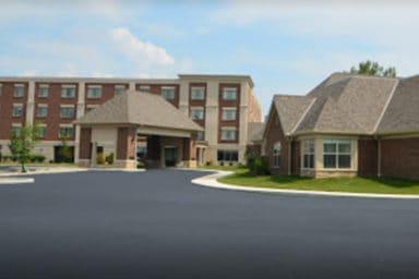 Browning Masonic Community exterior