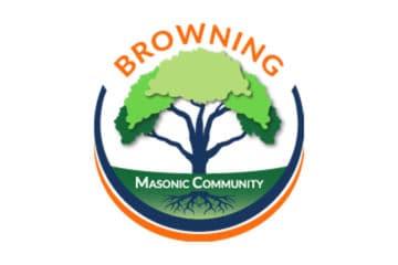 Browning Masonic Community logo
