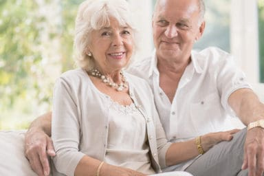 Noble Senior Living Happy Senior Couple