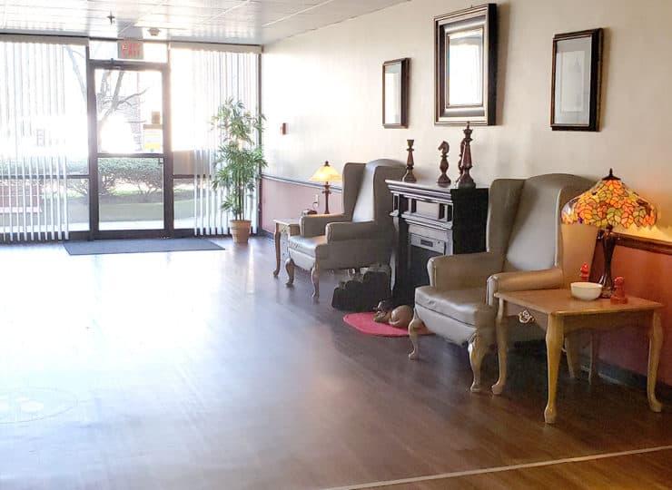 Springfield Towers Community Room