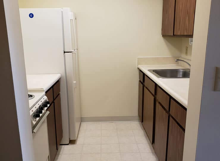 Springfield Towers Kitchen