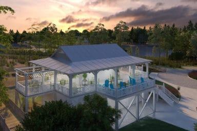 Trinity Landing Pavilion