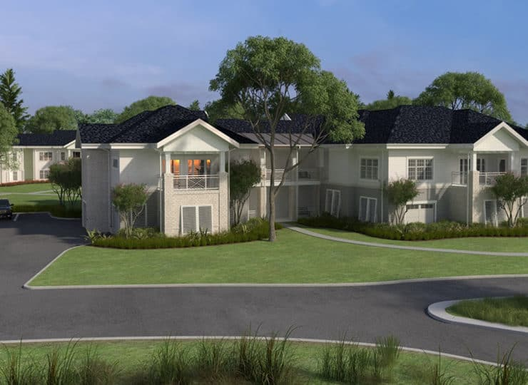 Trinity Landing Villas