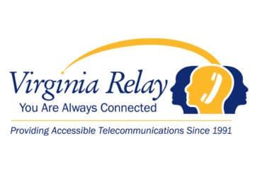 Virginia Relay Logo