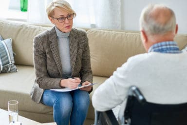 There are many benefits of counseling for seniors