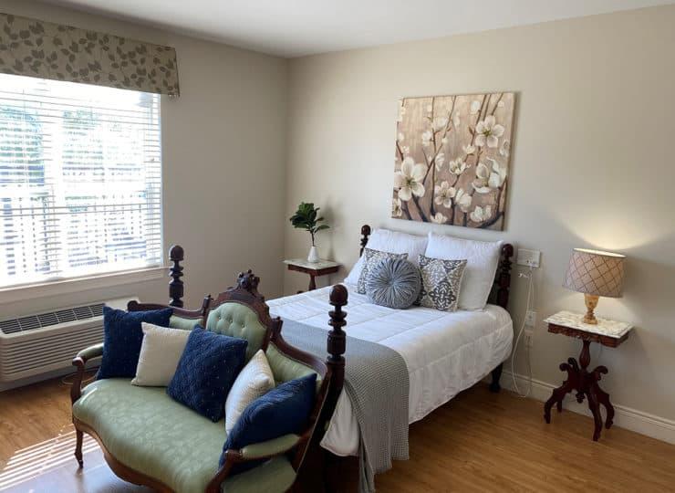 Carrington Cottage Memory Care Center Bed