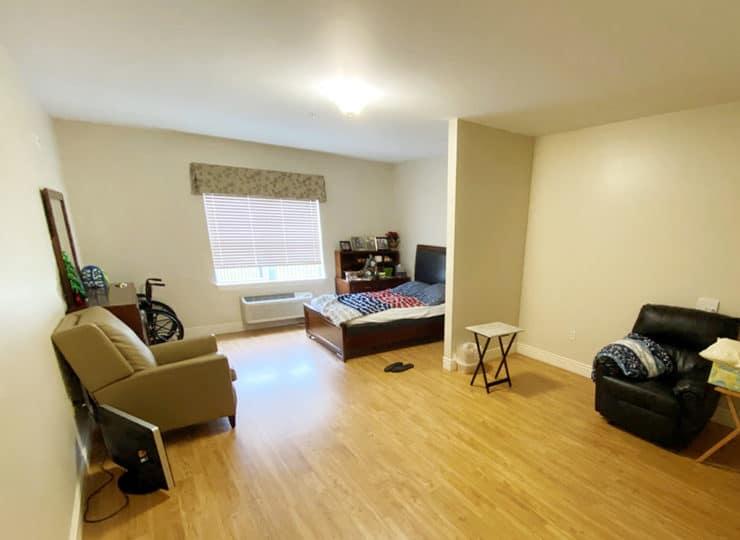 Carrington Cottage Memory Care Center Semi Private Room