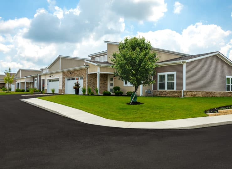 Dogwood Commons Garden Homes Exterior