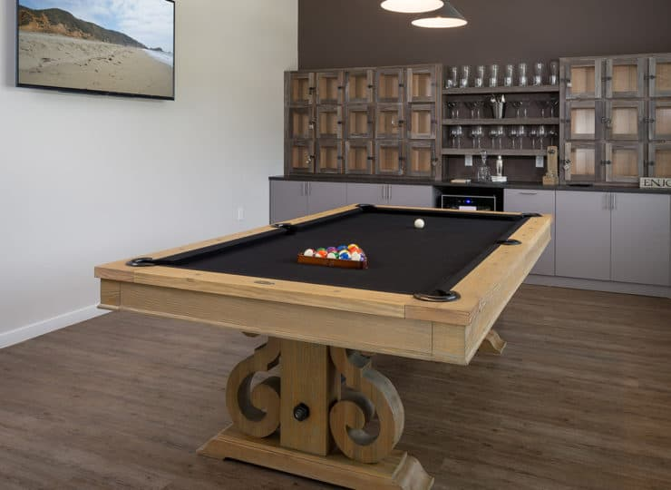 Dogwood Commons Pool Room