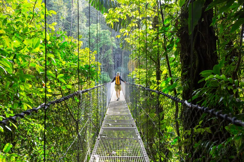 Costa Rica is one of the Best Places to Retire Abroad