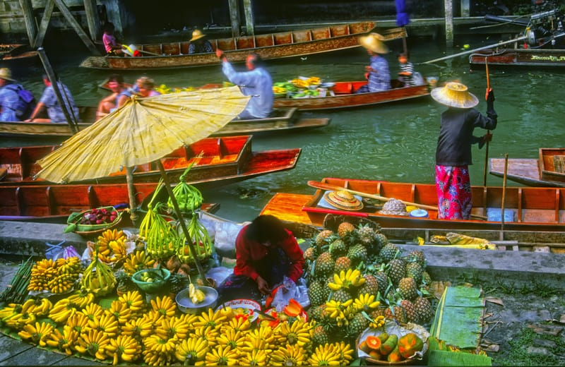 Thailand is one of the Best Places to Retire Abroad