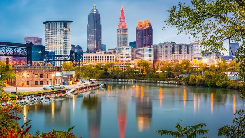 There are many reasons to retire in Cleveland