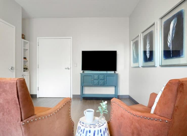 Rittenhouse Northside apartment